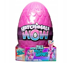 Hatchimals Hatchi Wow Żyrafa