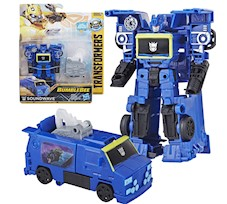 Transformers Soundwave Energon Igniters Speed Power Plus E4000
