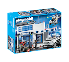 Playmobil City Action Posterunek policji 9372