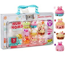 Num Noms Lunch Box seria 4 Sweets Sampler 548225
