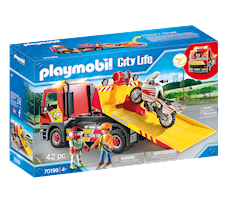Playmobil City Life Pomoc drogowa 70199
