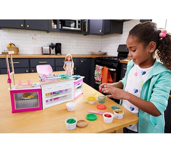 Barbie Idealna Kuchnia Frh73