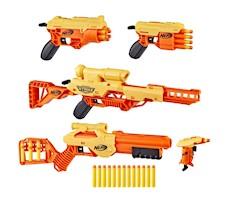 Nerf Alpha Strike Ultimate Mission Pack E8339