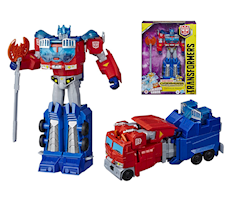Transformers Cyberverse Ultimate Optimus Prime E7112