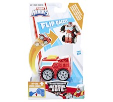 Transformers Rescue Bots Flip Racers Heatwave the Fire-Bot C0288