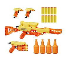 Nerf Alpha Strike Battalion Set E8444