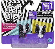 Littlest Pet Shop Black & White Misie C1848-C2151