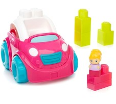 Fisher-Price Mega Blocks Kabriolet z klockami CXP-DYT62