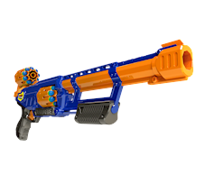 Dart Zone Shotgun Legendfire 6369