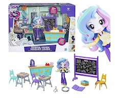 My Little Pony Equestria Girl Lekcja z Celestią B9494