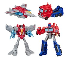 Transformers Optimus Prime + Starscream E5557