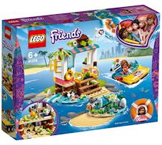 Lego Friends Na ratunek żółwiom 41376