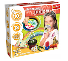 Trefl Science 4 you Pracownia Juniora 61014