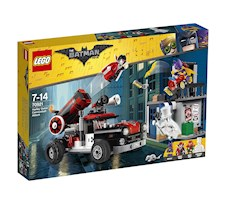 LEGO The Batman Armata Harley Quinn™ 70921