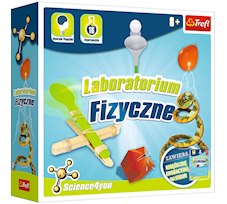 Trefl Science 4 you Labolatorium Fizyczne 60882