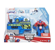 Playskool Heroes Transformers Rescue Bots Optimus Prime B5584