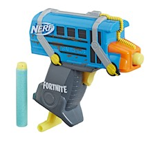 Nerf Fortnite Microshots Battle Bus E6752