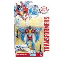 Transformers Robots in Disguise Starscream B0070-B0929