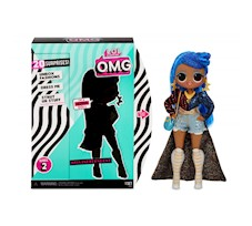 L.O.L. SURPRISE - Fashion O.M.G. Lalka Miss Independent 565130