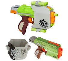 Nerf Zombie Side Strike A6557