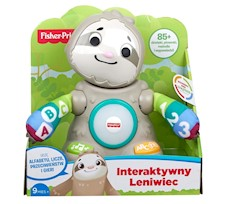 Fisher-Price Interaktywny Leniwiec GHY92
