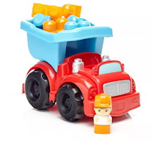 Fisher-Price Mega Blocks Wywrotka z klockami CND62-DYT58