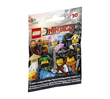 LEGO Minifigurki Ninjago Movie Seria 20 71019