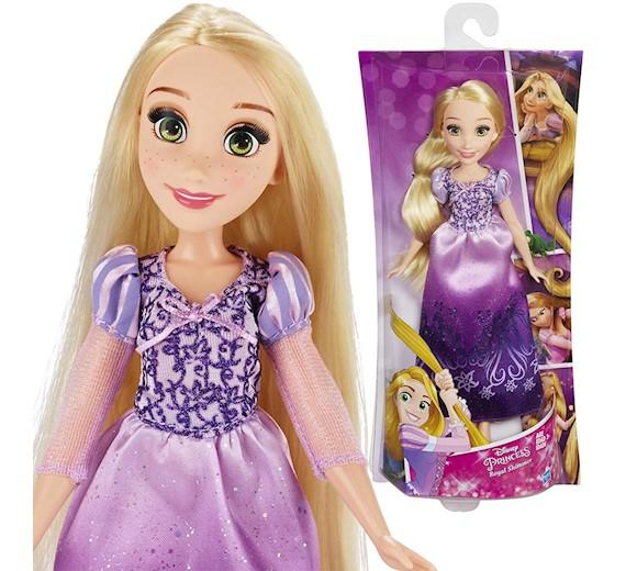 e10c90d96c Hasbro Disney Księżniczki Lalka Roszpunka B5286
