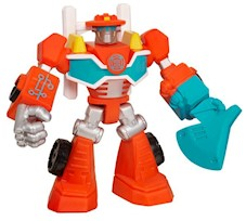Transformers Rescue Bots Figurka Heatwave The Fire-Bot A2129