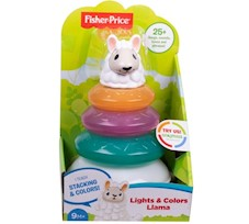 Fisher Price Interaktywna Lama GHY82