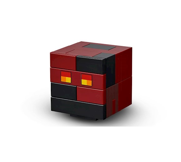 91b71eb4f LEGO Minecraft BigFig Szkielet z kostką magmy 21150