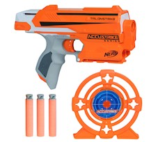Nerf N-Strike Elite AccuStrike Talon Strike + Tarcza E2285