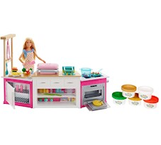 Barbie Idealna kuchnia FRH73