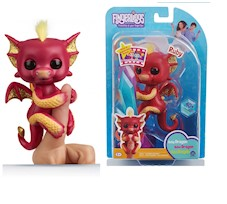 Fingerlings Baby Smok Ruby 3585